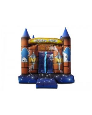 Castelo Inflável Pequeno - 3m x 3m x 3.20m