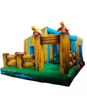 Casa do Picolino 1000 bolinhas - 4m x 4m x 3m