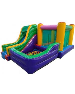 Kid Play Sensação 4 EM 1 - 4,4m x 4m