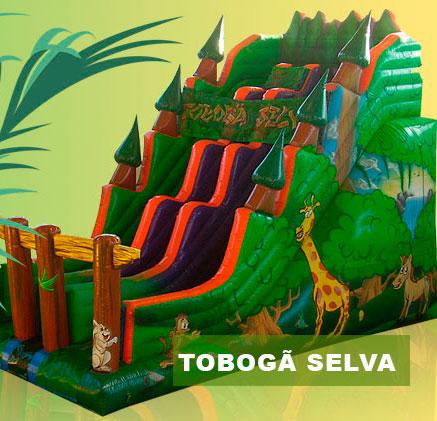 Tobogã Selva